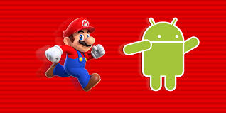 mario android mario run available on android and ios