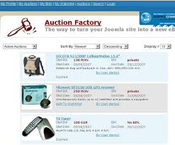 my bid auction factory user s how to guide