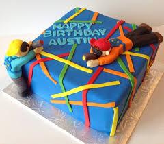 laser tag cake u2026 u2026 pinteres u2026