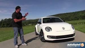 beetle volkswagen 2012 2012 volkswagen beetle test drive u0026 car review youtube