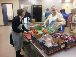 volunteers serve breakfast at st vincent depaul dining room in 2013 01 16 06 24 47