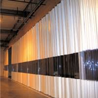Accordion Curtain Anti Static Curtains Cleanroom Curtains Esd Curtains