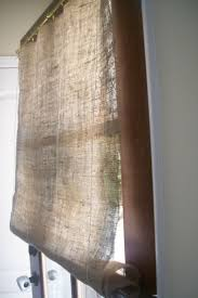 Diy Burlap Curtains 16 Best Hessian Idees Images On Pinterest Burlap Crafts Crafts