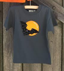 Boys Halloween Shirt by Luigi Kids Boys Halloween Bat Shirt