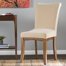 Dining Room Chairs With Slipcovers Kitchen Dining Chair Covers You Ll Wayfair