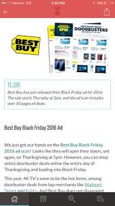 best buy black friday deals 2016 ad the best ios apps to shop for black friday deals