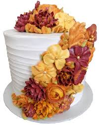92 best fall cakes images on fall cakes birthday