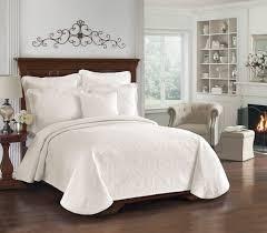 Coverlet Matelasse Bedrooms Matelasse Coverlet King White Matelasse Coverlet