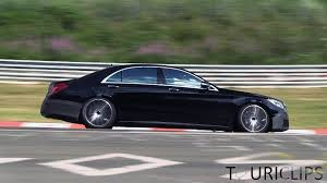 2013 mercedes s600 2014 w222 mercedes s600 and s63 amg spied on the nürburgring
