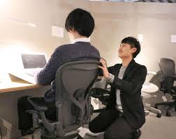 firms offering posture promoting chairs enjoy boom in workaholic