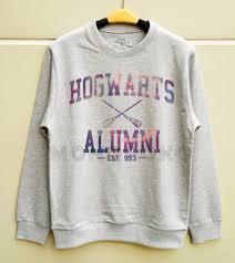 hogwarts alumni sweater hogwarts alumni galaxy sweater harry potter college women