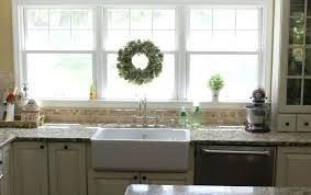 Kitchen Sink On Sale Farm House Kitchen Sink And Image Of Porcelain Farmhouse Kitchen