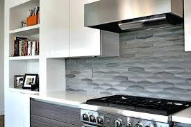idee cuisine design carrelage hexagonal noir idee carrelage mural cuisine 5 noir