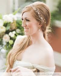 hair crystals delicate pearl hair vine atelier elise