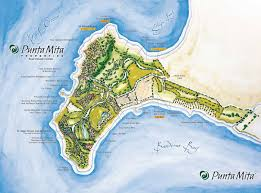 San Pancho Mexico Map by Punta Mita Mexico Map My Blog