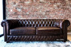sofa unique chesterfield sofa leather chesterfield style