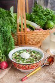 okroshka cold summer soup gastrosenses