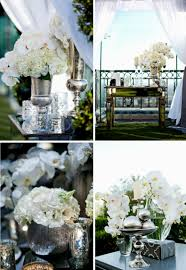 small backyard wedding reception ideas wedding party decoration