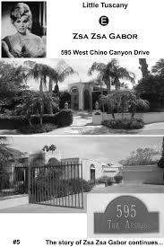zsa zsa gabor palm springs house zsa zsa gabor s first palm springs home later she moved to deepwell