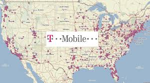 Zip Code Map San Francisco by T Mobile Coverage Map By Zip Code Zip Code Map