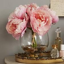 Artificial Peonies Peony Artificial Flowers You U0027ll Love Wayfair