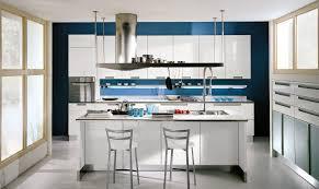 italian kitchen island modern style italian kitchens the sleek curvature of lines or
