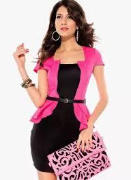 peplum dresses buy peplum dresses for women online jabong