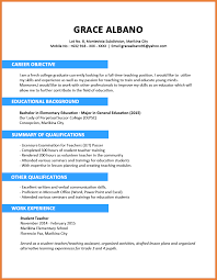 Sample Resume Recent College Graduate by Resumes For Recent College Graduates