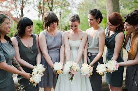 southern style mixed bridesmaid dresses southern weddings