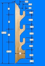 Free Wooden Gun Cabinet Plans Free Gun Rack Plans How To Build A Gun Rack Misc Pinterest