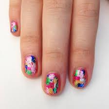 Easy Nail Art Designs POPSUGAR Beauty - Easy at home nail designs