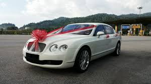 bentley continental flying spur black redorca malaysia wedding and event car rental bentley continental