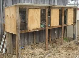 Homemade Rabbit Hutch Can I See You Out Door Rabbit Hutches Backyard Chickens