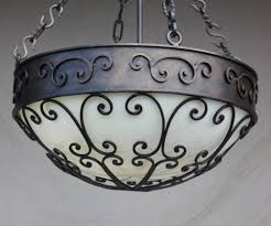 Pendant Bowl Chandelier Neoclassical Style Cast Glass Bowl Pendant Chandelier At 1stdibs