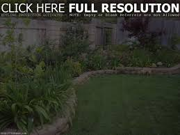 Backyard Simple Landscaping Ideas by Backyard Planting Ideas Garden Ideas