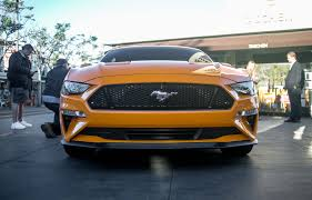 All Black Mustang For Sale 11 Significant Changes To The Refreshed 2018 Ford Mustang Motor