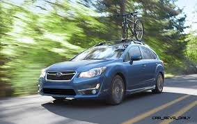 2016 subaru impreza hatchback interior 2015 subaru impreza brings fresh nose design new lighting and