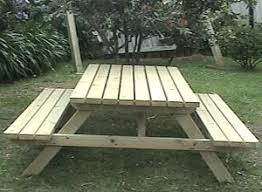 best 25 picnic table plans ideas on pinterest outdoor picnic