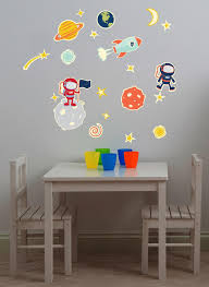 buy the suncrest funtosee glow in space 21 wall stickers from buy the suncrest funtosee glow in space 21 wall stickers from hello baby