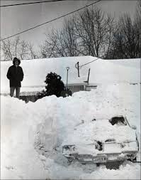 The Biggest Blizzard I Remember The Blizzard Of 1978 In Ohio Very Well It Began On Jan