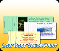 raffle ticket printing paper raffle ticket printing