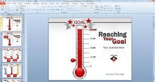 Fundraising Goal Chart Template Fundraising Thermometer Template Thermometer For Fundraising Template