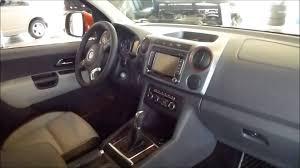 volkswagen pickup interior 2014 vw amarok u0027 u0027canyon u0027 u0027 dc exterior u0026 interior 2 0 bi