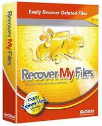 تحميل Recover My Files 3.9.8 كامل لاستعادة الملفات المحذوفة