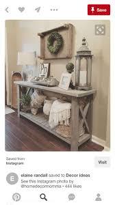 Entry Shelf 95 Best Back Room Images On Pinterest Entryway Ideas