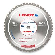 Best Saw Blade To Cut Laminate Flooring Shop Lenox 10 In 52 Tooth Continuous Carbide Circular Saw Blade At