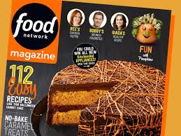 food network magazine october 2012 recipe index recipes and