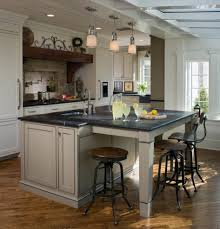 kitchen island chairs with backs philadelphia industrial kitchen island with modern bar stools and