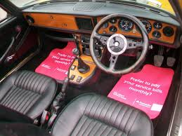 used triumph stag 3 0 manual fantastic very low mileage 56000