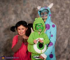 Mike Halloween Costume Monsters Costumes Kids Photo 2 5
